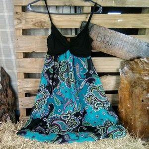 Lush mini dress size small
